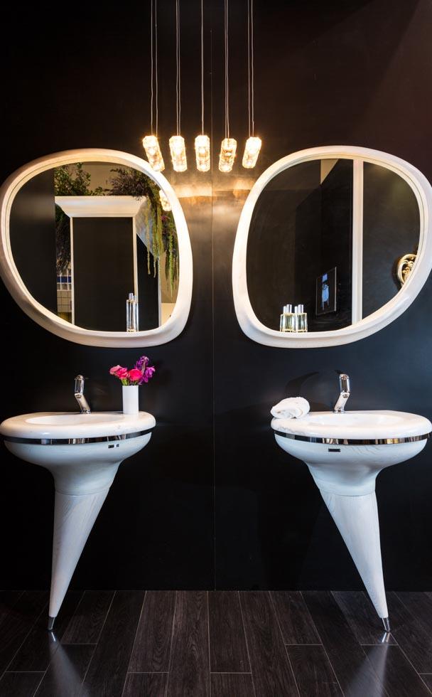 godi booth, interior design show, toronto, photo by david lasker photography for david lasker communications