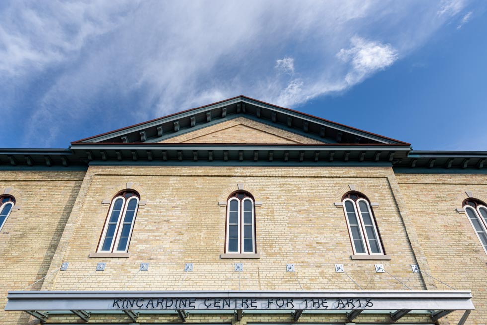 kincardine town hall, kincardine, ontario, photo by david lasker photography for david lasker communications