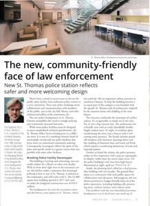 municipal world magazine press hit st thomas police