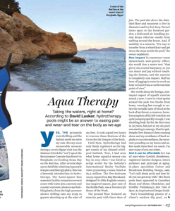 zoomer magazine press hit aqua therapy